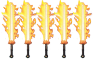 Five Flamers