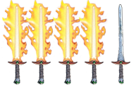 Four Flamers