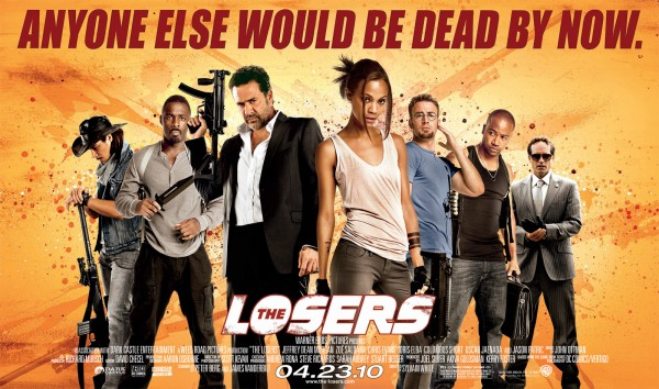 Losers Poster