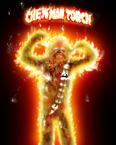 Chewman Torch