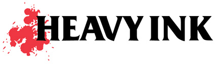 Heavy Ink Logo