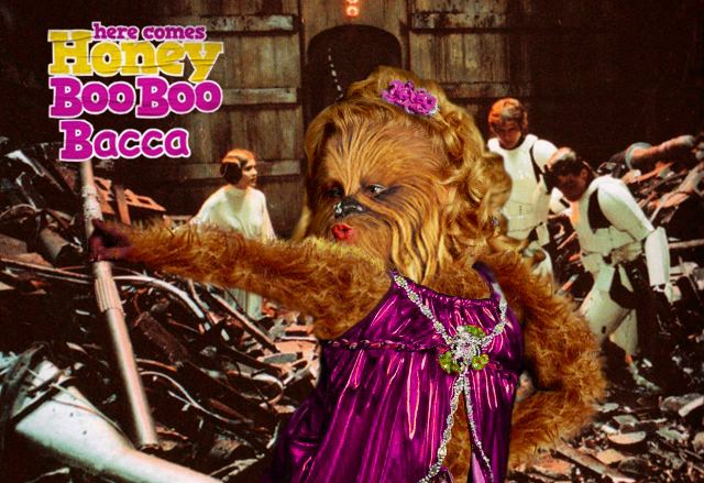 Honey Boo Boo Bacca