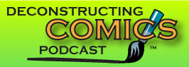 Deconstructing Comics Logo